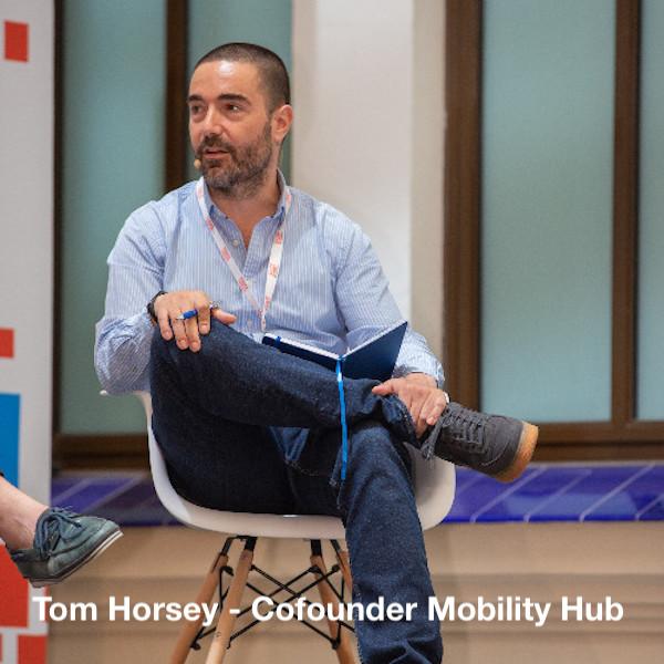 Tom Horsey - Inversor, CoFounder Mobility Hub - BBSC