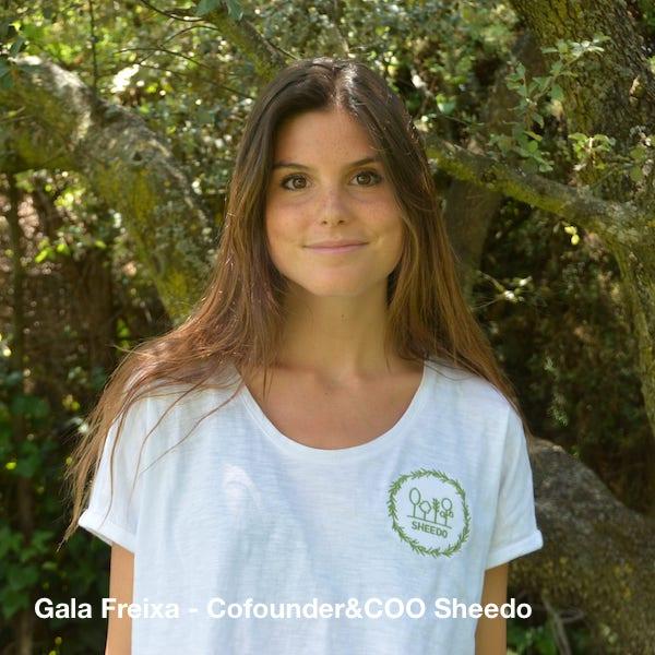 Gala Freixa - Cofounder&COO Sheedo