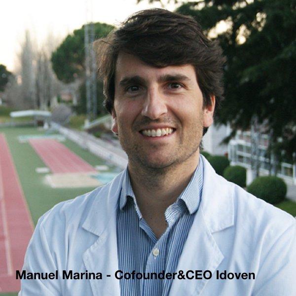 Manuel Marina - Idoven