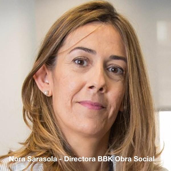 Nora Sarasola - Director BBK Obra Social
